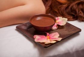 Кофейно-шоколадный массаж